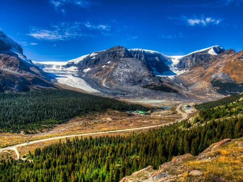Fly-drive naar Spectaculair West Canada
